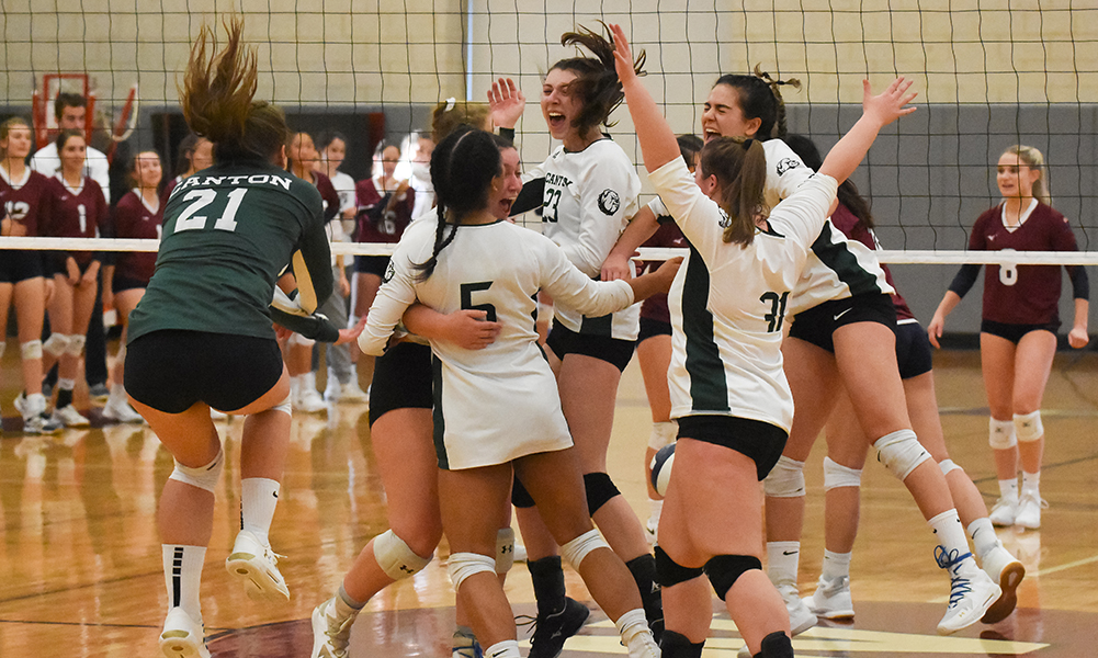 Canton volleyball 2020 (Fall 2) Hockomock Volleyball Preview