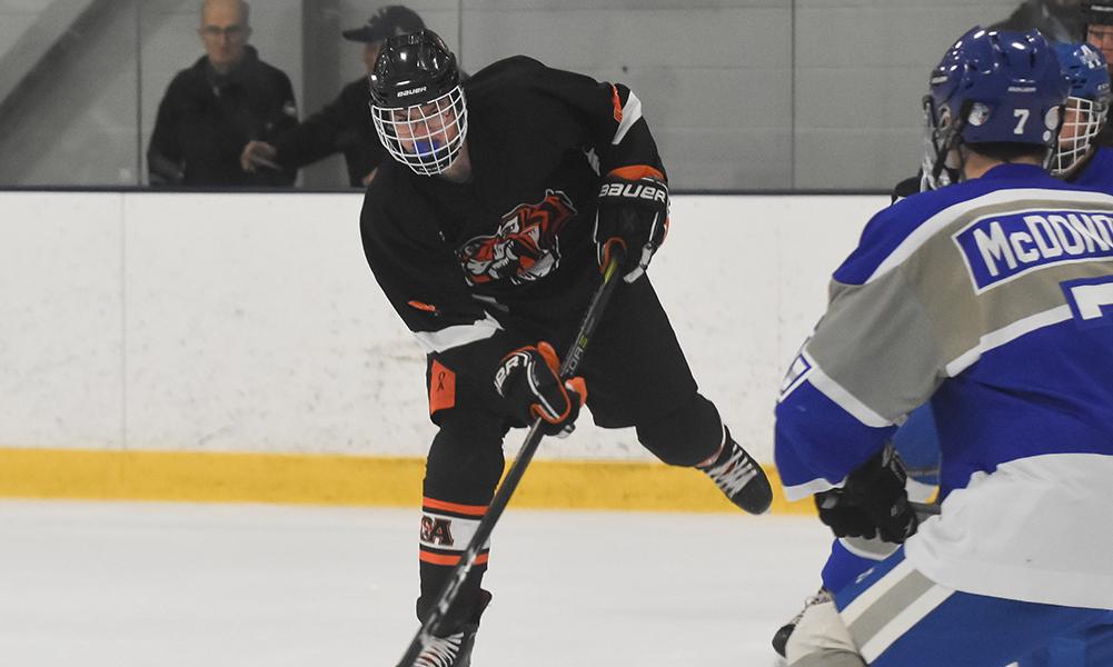Oliver Ames boys hockey