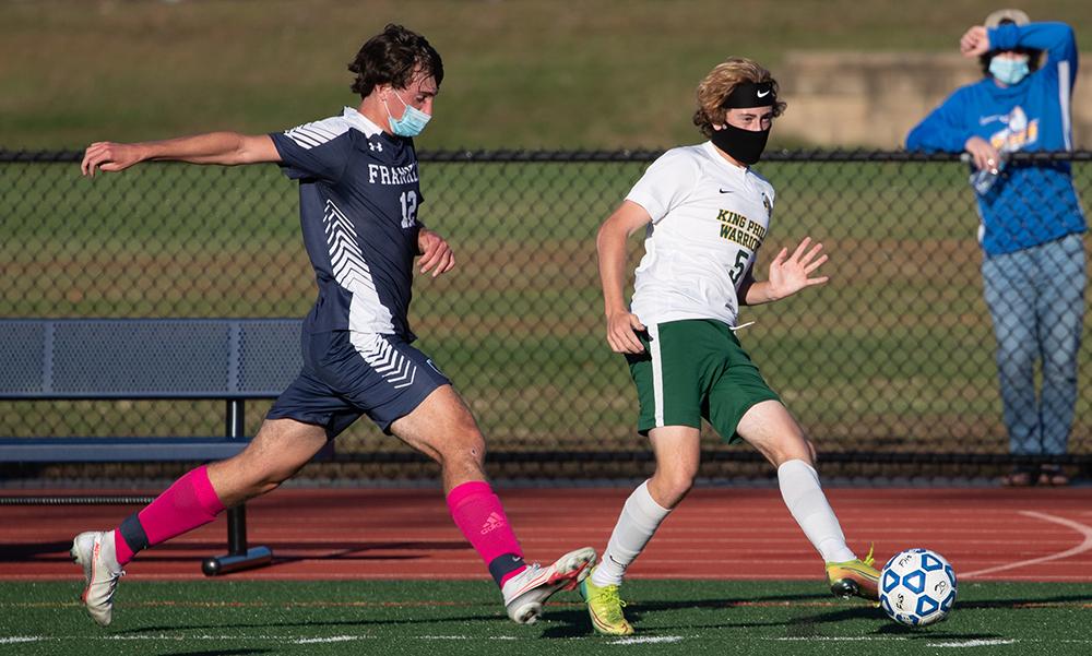 King Philip boys soccer