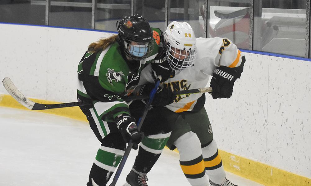 King Philip girls hockey