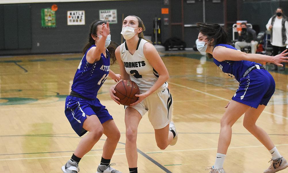 Mansfield girls basketball