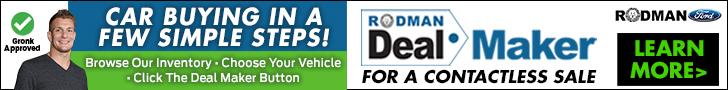Rodman Ford Leaderboard