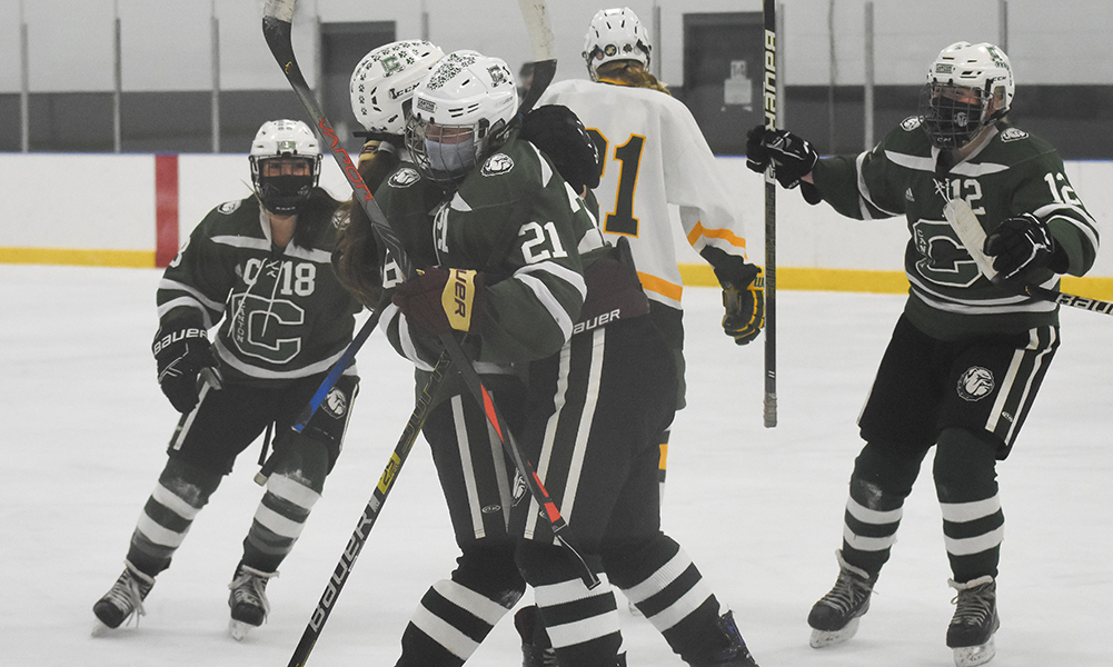 Canton girls hockey