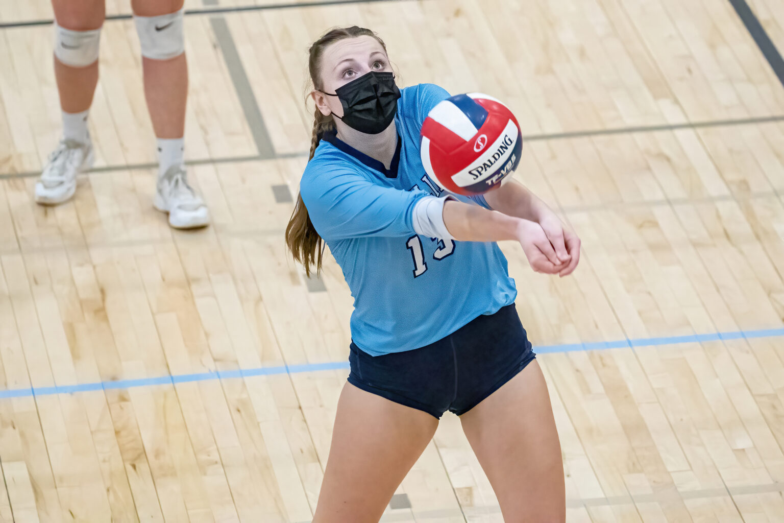Franklin's Cailyn Mackintosh will be on the top players in the Hock this season. (Ryan Lanigan/HockomockSports.com)
