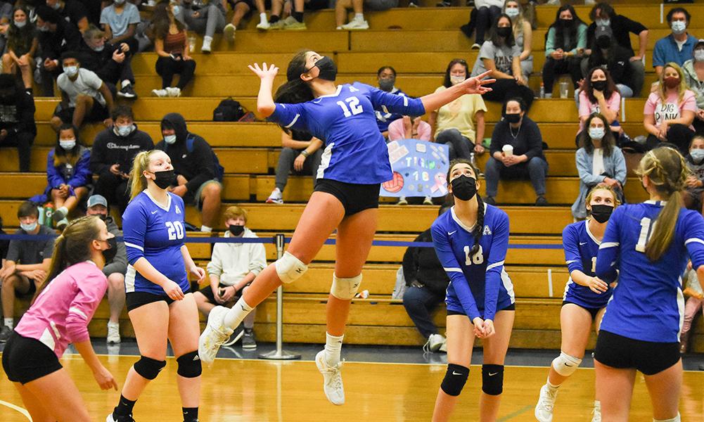 Attleboro volleyball