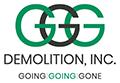 GGG Demolition, Inc. logo