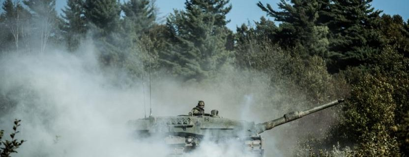 King's Own Calgary Regiment - Worthington Challenge
