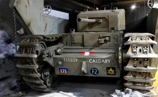 King's Own Calgary Regimental Funds Foundation - KOCR Museum Churchill