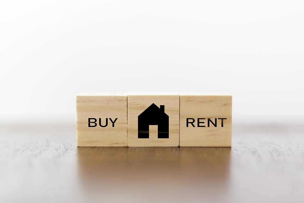 Renting Vs. Buying: What is the Right Choice for You?