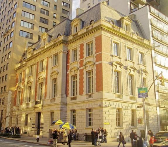 NEUE Galerie. Nueva York