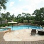 Learn why beach-style swimming pools are becoming increasingly popular.