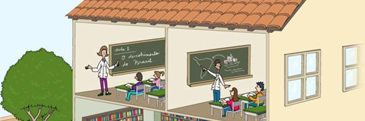 Escolas brasileiras