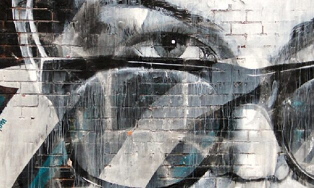 Restaure-se a modernidade ou grafitemo-nos todos! – Sobre o grafite na caixa d'Água de Olinda  – Sonia Marques