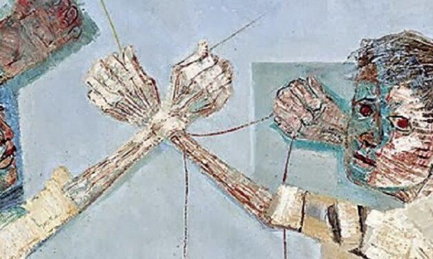A finca, a roda e a espada – João Rego