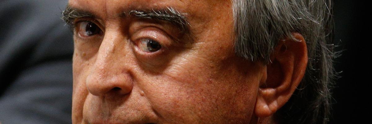 Nestor Cerveró - Executivo da Petrobrás envolvido no escândalo do Petrolão.
