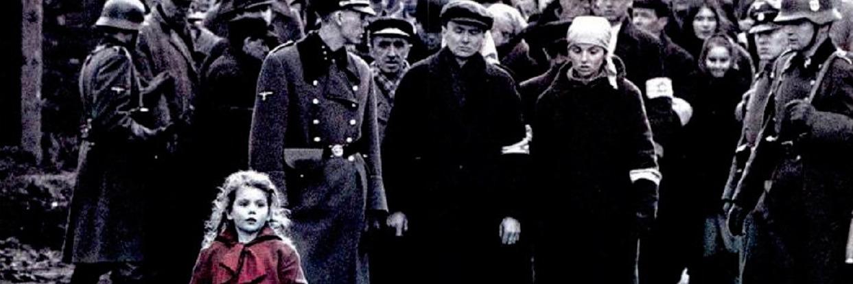 Cena do filme A Lista de Schindler - Steven Spielberg.