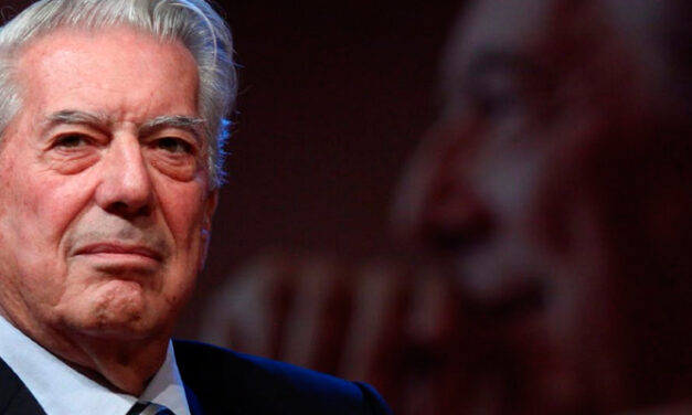 O Liberal Vargas Llosa – Fernando da Mota Lima