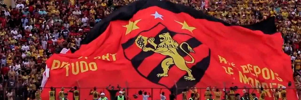 Torcida do Sport Club do Recife.
