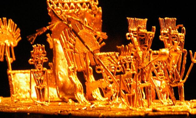 O Museu do Ouro em Bogotá – Teresa Sales