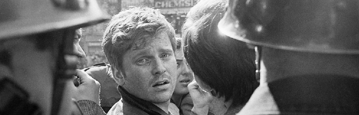 Dany le Rouge, leader de Mai 1968 (Daniel Cohn-Bendit).