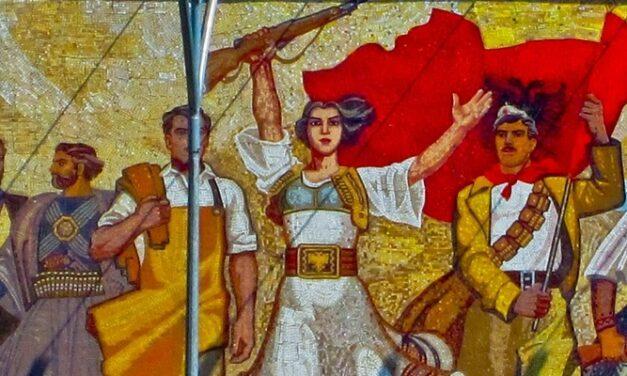 Na Albânia – Fernando Dourado