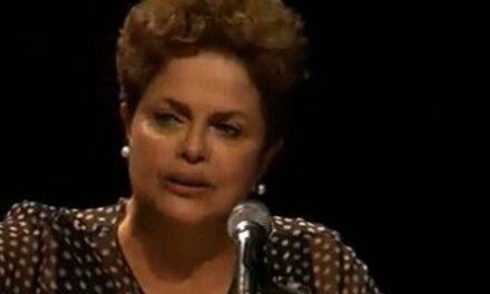 O discurso de Dilma – Fernando Dourado