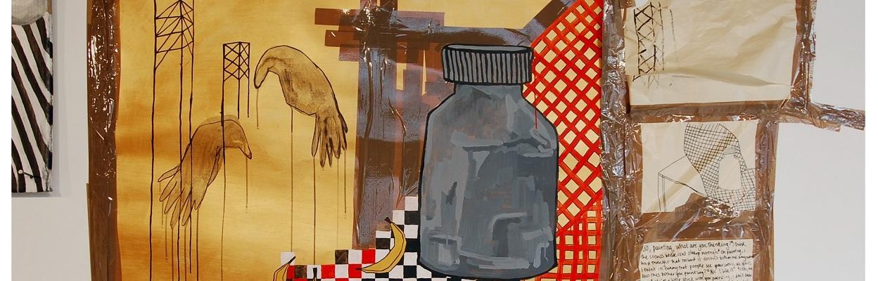 texto de imagem - Fracture 139 by Jane Muir.