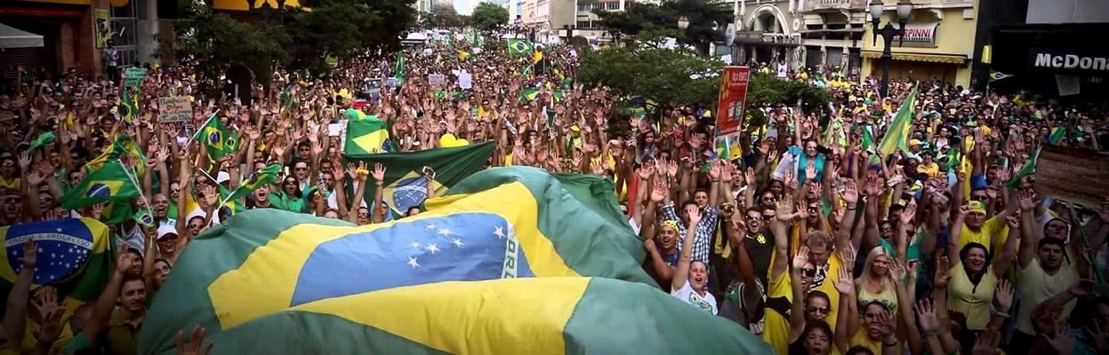Vem pra rua Curitiba - autor desconhecido.