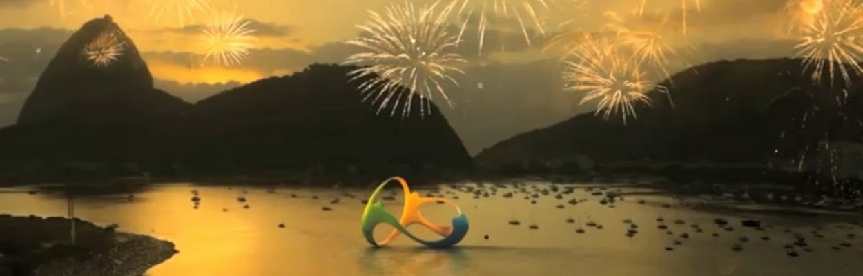 Olimpíadas no Rio de Janeiro.