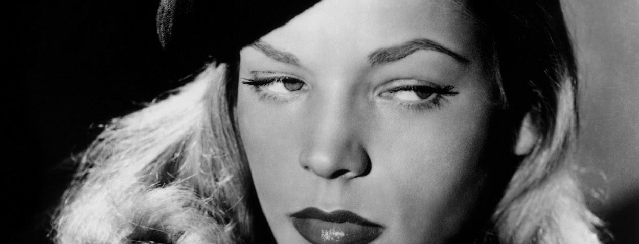 Lauren Bacall em The Big Sleep.