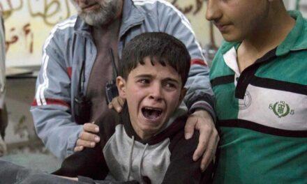 E existiu uma cidade chamada Aleppo … – Helga Hoffmann