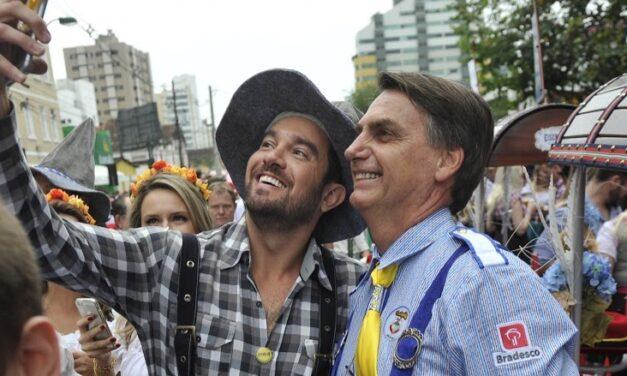 Bolsonaro e Trump – Sérgio C. Buarque