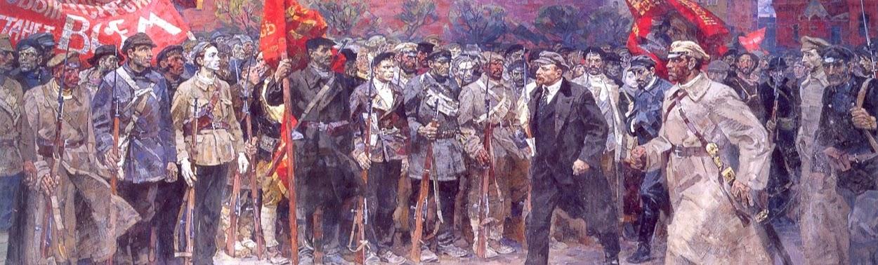Como homenagear o centenário da Revolução Russa? – Helga Hoffmann