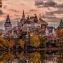 Um outono em Moscou– Fernando Dourado