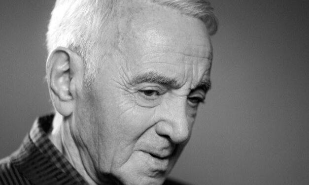 Como Aznavour mudou minha vida – Fernando Dourado