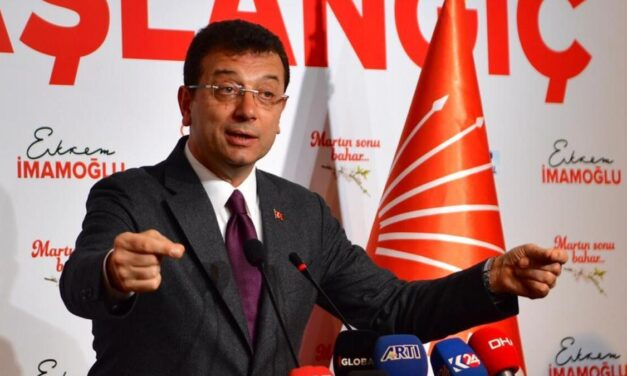 Turquia: e Istambul deu o troco a Erdogan… – Helga Hoffmann
