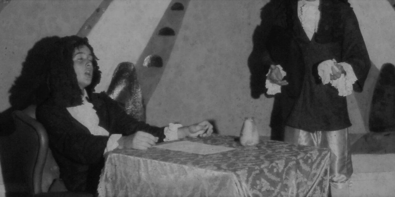 Experiência teatral na Aliança Francesa do Recife – Fernando Dourado