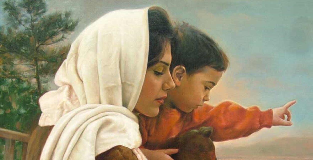 Fiapos de conversas com mamãe – Fernando Dourado
