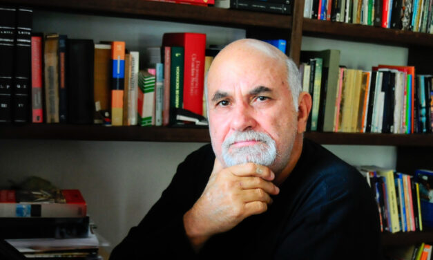Sobre escrever um romance  – Fernando Dourado