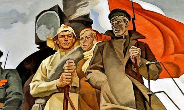 Onde estão os comunistas? – João Rego