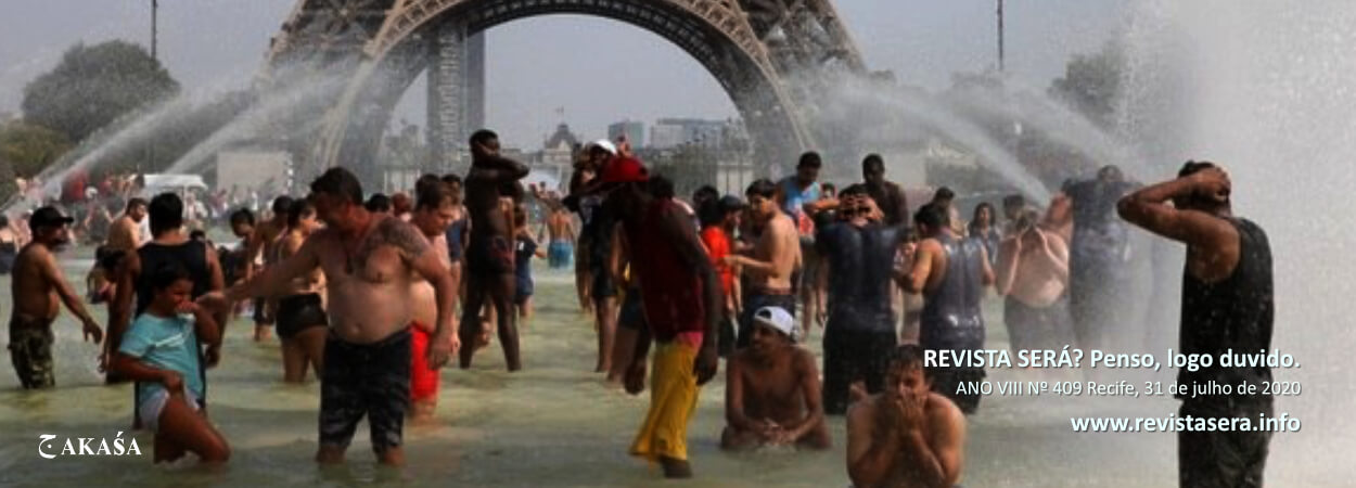 O 31 de julho em Paris – Fernando Dourado