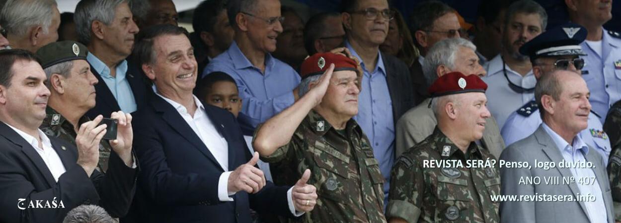 As Forças Armadas e os militares bolsonaristas – Marco Aurélio Nogueira