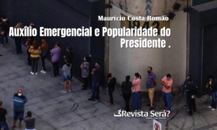 Auxílio Emergencial e Popularidade do Presidente