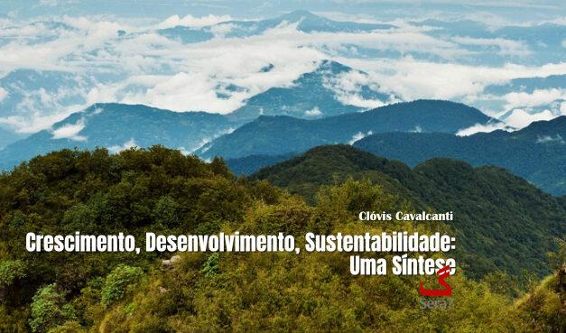Crescimento, Desenvolvimento, Sustentabilidade: Uma Síntese