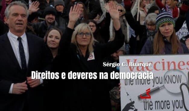 Direitos e deveres na democracia