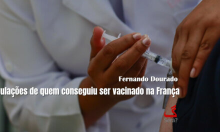 Covid: tribulações de quem conseguiu ser vacinado na França