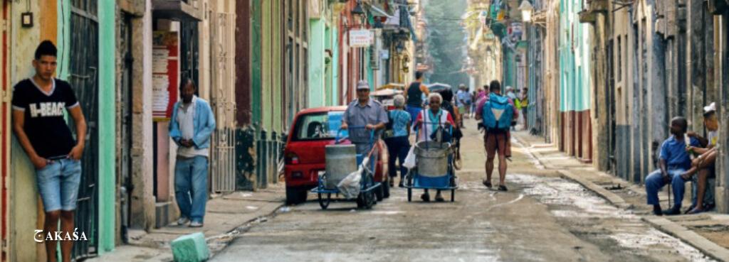 Cuba: sem ódio nem paixão.