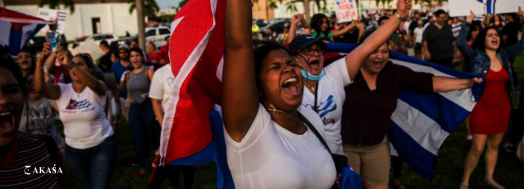 """Patria y vida"": a nova bandeira dos cubanos"
