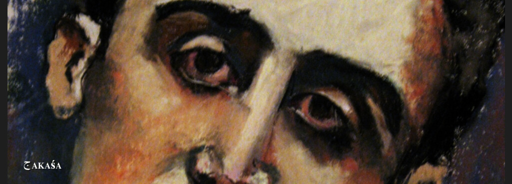 MARCEL PROUST 2 by Rosemay