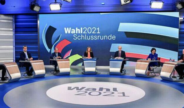 Eleições na Alemanha: as cores das coalizões possíveis